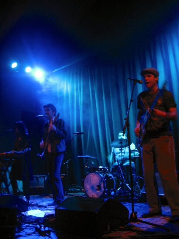 The Aerosols at The Chapel, 01/20/14